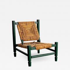 Adrien Audoux Frida Minet AUDOUX MINET ROPE CHAIR - 1845720