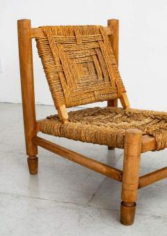 Adrien Audoux Frida Minet AUDOUX MINET ROPE CHAIRS - 1223244