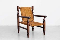 Adrien Audoux Frida Minet AUDOUX MINET ROPE CHAIRS - 1695379