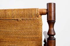 Adrien Audoux Frida Minet AUDOUX MINET ROPE CHAIRS - 1695390