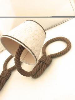 Adrien Audoux Frida Minet Audoux Minet set of 3 rope sconces - 995703