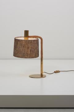 Adrien Audoux Frida Minet Elegant Fine Minet Rope Table Lamp by Adrien Audoux - 748554