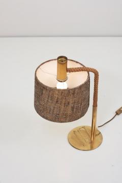 Adrien Audoux Frida Minet Elegant Fine Minet Rope Table Lamp by Adrien Audoux - 748555