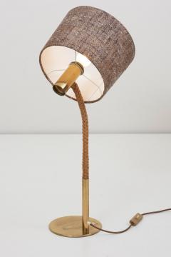 Adrien Audoux Frida Minet Elegant Fine Minet Rope Table Lamp by Adrien Audoux - 748560