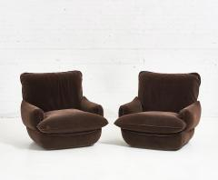 Airborne International Pair of Michael Ducaroy for Airborne Chairs - 1950576