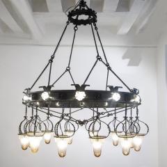 Alessandro Mazzucotelli Alessandro Mazzucotelli chandelier - 1793470