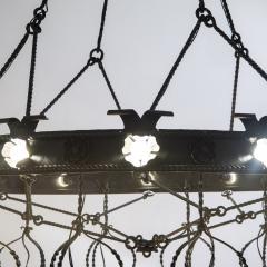 Alessandro Mazzucotelli Alessandro Mazzucotelli chandelier - 1793471