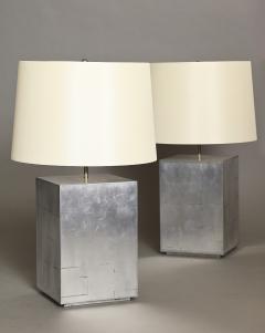 Alpha Workshops Pair of Lamps by Alpha Workshops - 193091