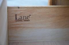 Altavista Lane Carved Brutalist Armoire by Lane - 874878