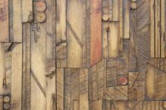 Altavista Lane Carved Brutalist Armoire by Lane - 874879