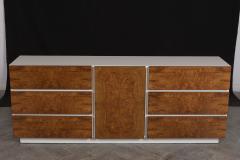 Altavista Lane Modern Burled Chest Credenza - 889885