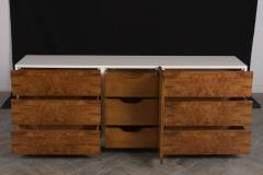 Altavista Lane Modern Burled Chest Credenza - 889886