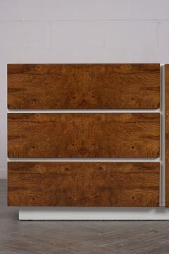 Altavista Lane Modern Burled Chest Credenza - 889894