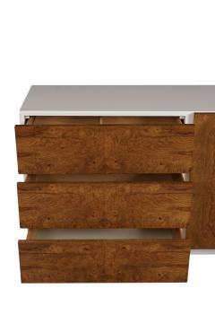 Altavista Lane Modern Burled Chest Credenza - 889900