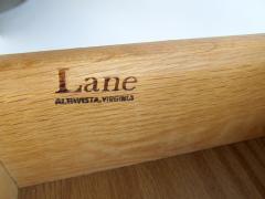 Altavista Lane Pair of American Modern Walnut 2 Tier Nightstands Lane Altavista - 1341516