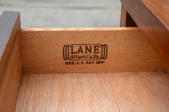 Altavista Lane Pristine Polished Walnut Dresser by Lane - 874890