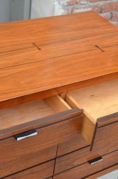 Altavista Lane Pristine Polished Walnut Dresser by Lane - 874895