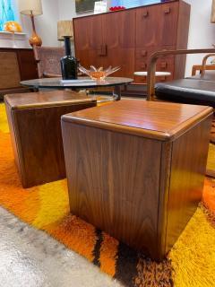 Altavista Lane Wooden cube table pair - 2117670