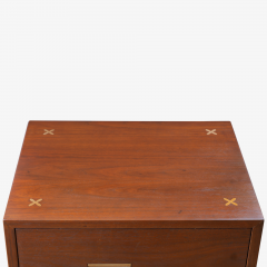 American of Martinsville Accord Nightstands by Merton Gershun for American of Martinsville Pair - 1817706