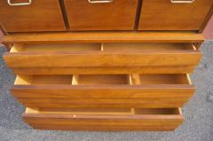 American of Martinsville Walnut Dresser by Merton Gershun for American of Martinsville - 937286