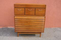 American of Martinsville Walnut Dresser by Merton Gershun for American of Martinsville - 937287