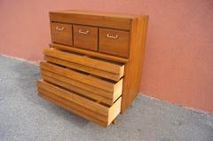 American of Martinsville Walnut Dresser by Merton Gershun for American of Martinsville - 937288