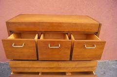 American of Martinsville Walnut Dresser by Merton Gershun for American of Martinsville - 937290