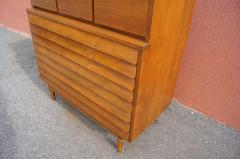 American of Martinsville Walnut Dresser by Merton Gershun for American of Martinsville - 937291