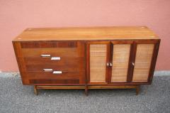 American of Martinsville Walnut Sideboard by American of Martinsville - 785676