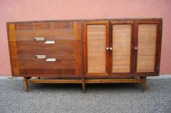 American of Martinsville Walnut Sideboard by American of Martinsville - 785678