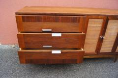 American of Martinsville Walnut Sideboard by American of Martinsville - 785683
