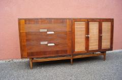 American of Martinsville Walnut Sideboard by American of Martinsville - 785684