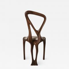 Amorph Amorph Gazelle Dining Chair in Walnut Wood and Natural Stain - 1605229
