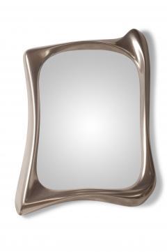 Amorph Amorph Narcissus mirror frame Nickel Finish - 1100736