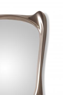 Amorph Amorph Narcissus mirror frame Nickel Finish - 1100738