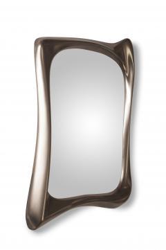 Amorph Amorph Narcissus mirror frame Nickel Finish - 1100739