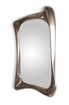 Amorph Amorph Narcissus mirror frame Nickel Finish - 1100740