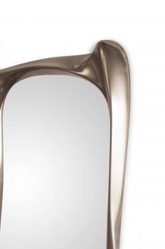 Amorph Amorph Narcissus mirror frame Nickel Finish - 1100741