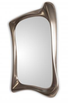 Amorph Amorph Narcissus mirror frame Nickel Finish - 1100743