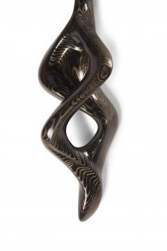 Amorph Amorph Nomi Sconces Golden Ebony with Ivory Silk Shade - 1038458