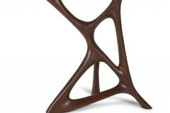 Amorph Anika Console Table Walnut Finish - 1171552