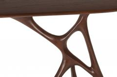 Amorph Anika Console Table Walnut Finish - 1171553