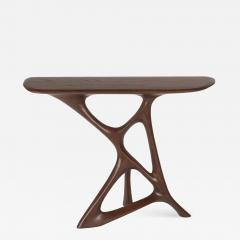 Amorph Anika Console Table Walnut Finish - 1171736