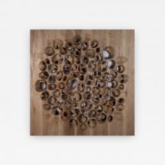 Amorph Wooden Wall Panel Solid Wood Contemporary Modern Wall Decor - 595324