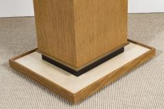 Appel Modern Cerused oak side tables Manner of Dupr Lafon by Appel Modern - 1455455