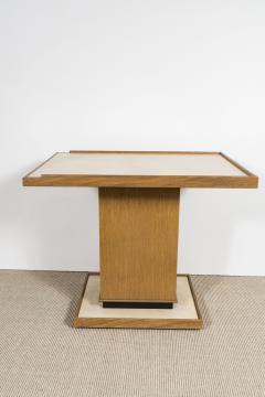Appel Modern Cerused oak side tables Manner of Dupr Lafon by Appel Modern - 1455458
