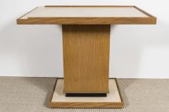 Appel Modern Cerused oak side tables Manner of Dupr Lafon by Appel Modern - 1455459