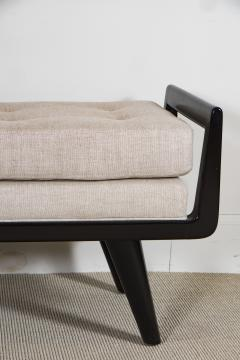Appel Modern Mid Century style wood frame bench by Appel Modern - 1510694