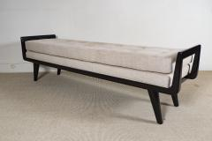 Appel Modern Mid Century style wood frame bench by Appel Modern - 1510695