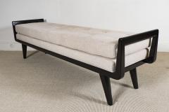 Appel Modern Mid Century style wood frame bench by Appel Modern - 1510697